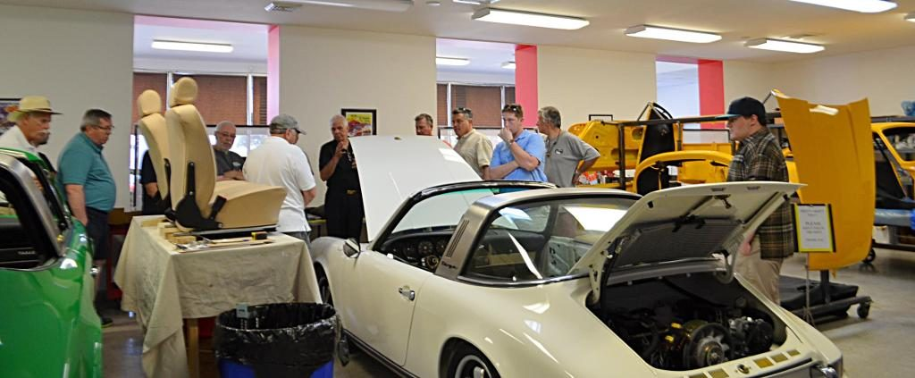 5th Annual Porsche-O-Rama