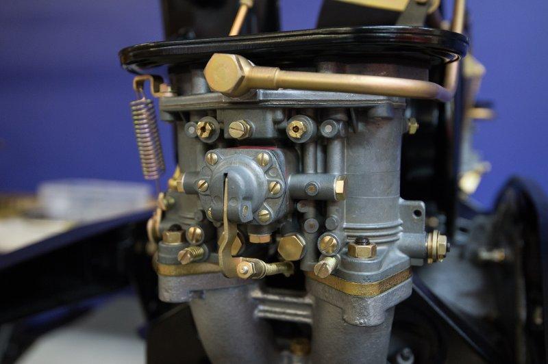 a porsche engine