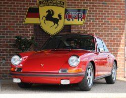 #0704  1971 Porsche 911S