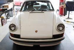 #0001 1969 Porsche 912 Targa