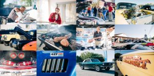 collage of fall 2020 hagerty event at CPR